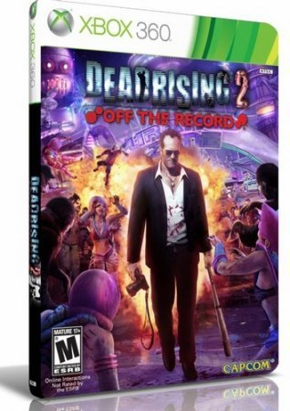 Dead Rising 2: Off The Record (2011) Xbox360