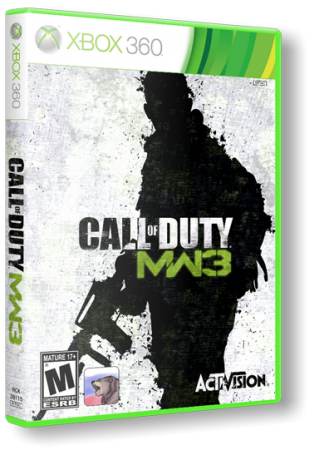 Call of Duty Modern Warfare 3 (2011) XBOX360