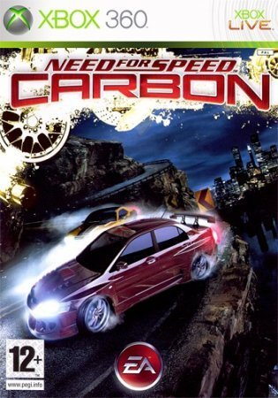 Need for Speed: Carbon (2006) XBOX360