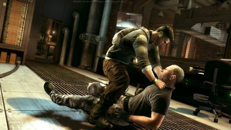 Tom Clancy`s Splinter Cell: Conviction (2010) XBOX360