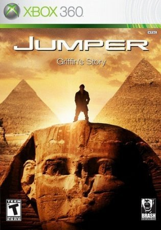 Jumper: Griffin's Story (2008) XBOX360