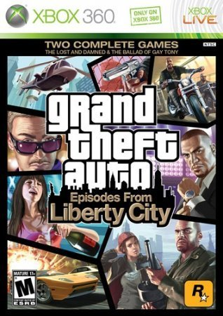 GTA / Grand Theft Auto: Episodes from Liberty City (2009) XBOX360