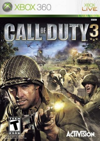 Call Of Duty 3 (2006) XBOX360