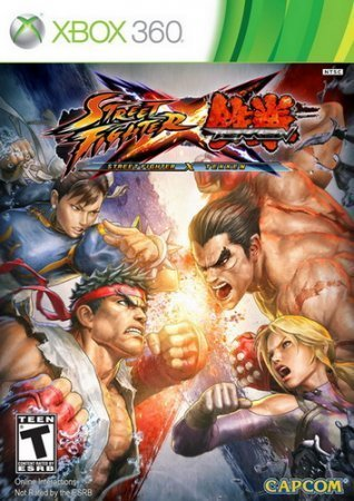 Street Fighter X Tekken (2012) XBOX360