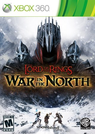 The Lord of the Rings: War in the North (2011) Xbox360