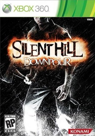 Silent Hill Downpour (2012)  Xbox360