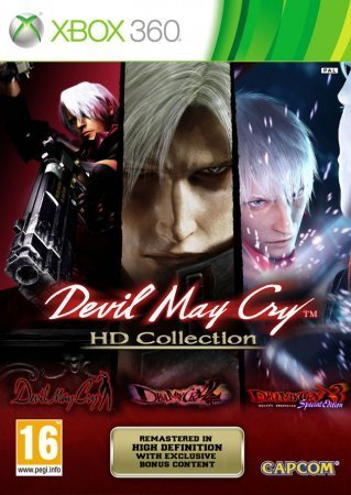 Devil May Cry HD Collection (2012) Xbox360