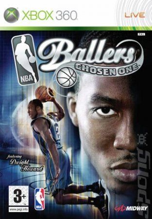 NBA Ballers Chosen One (2008) Xbox36