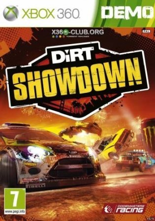 DiRT Showdown (2012) XBOX360