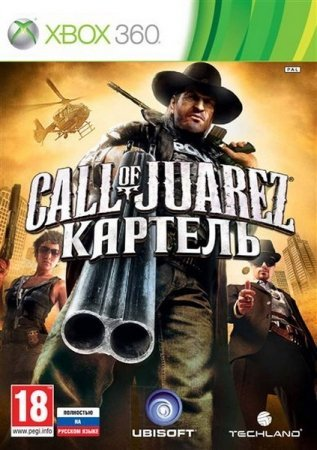 Call of Juarez: Bound in Blood (2009) XBOX360