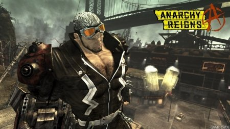 Anarchy Reigns (2012) Xbox360