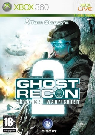 Ghost Recon: Advanced Warfighter 2 (2007) Xbox360