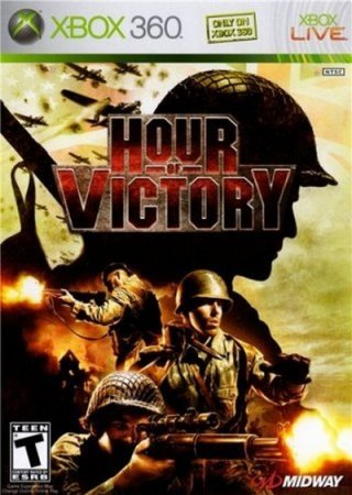 Hour of Victory (2007) XBOX360