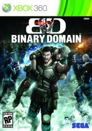 Binary Domain (2012) XBOX360