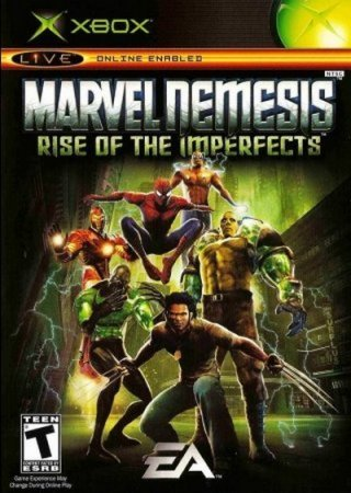 Marvel Nemesis - Rise of the Imperfects (2005) Xbox360