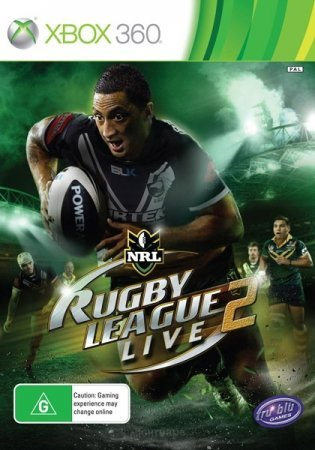 Rugby League Live 2 (2012) XBOX360