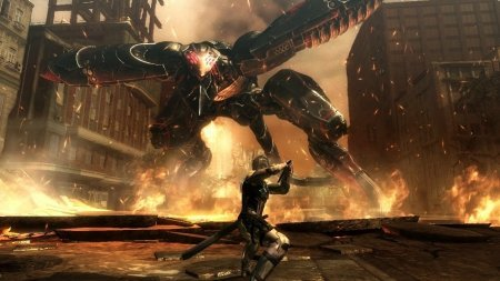 Metal Gear Rising: Revengeance (2013) XBOX360