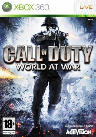 Call of Duty: World at War (2008) Xbox360