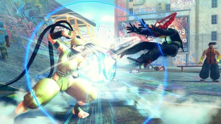 Ultra Street Fighter IV (2014) Xbox 360