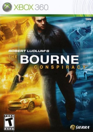 The Bourne Conspiracy (2008) Xbox360
