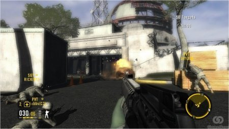 America's Army: True Soldiers (2007) Xbox360