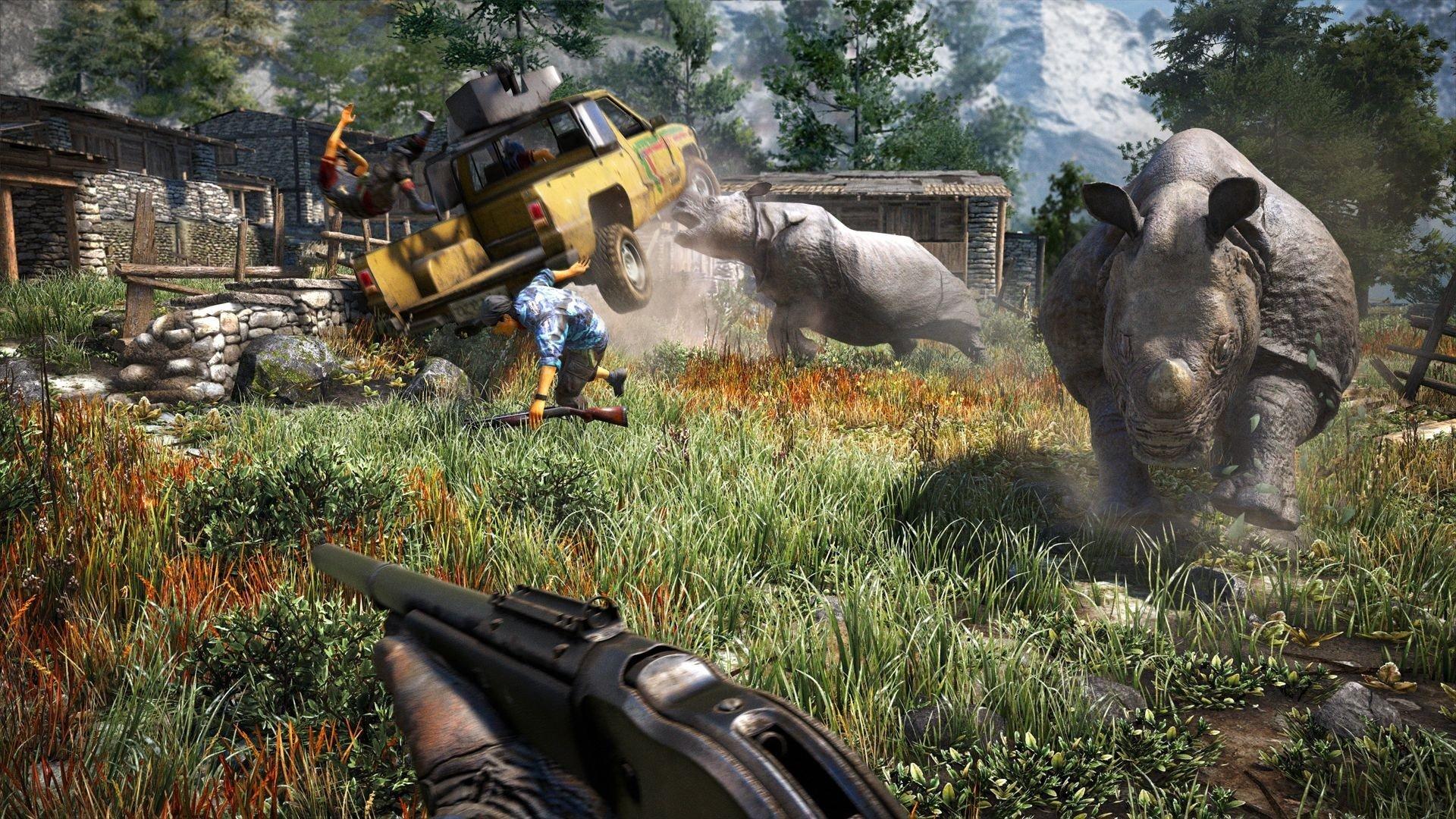 Игра Far Cry 4 Gold Edition / Фар Край 4 Золотое Издание