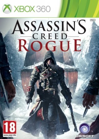 Assassins Creed Rogue (2014) XBOX360