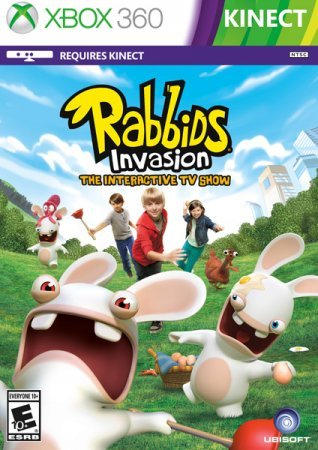 Rabbids Invasion (2014) XBOX360