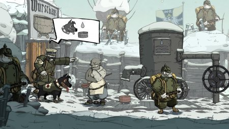 Valiant Hearts: The Great War (2014) XBOX360
