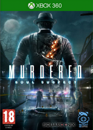 Murdered: Soul Suspect (2014) XBOX360