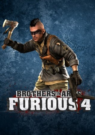 Brothers in Arms: Furious 4 (2015) XBOX360