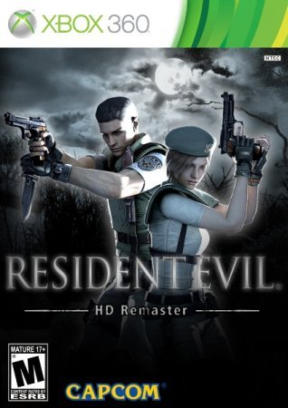 Resident Evil HD Remaster (2014) XBOX360