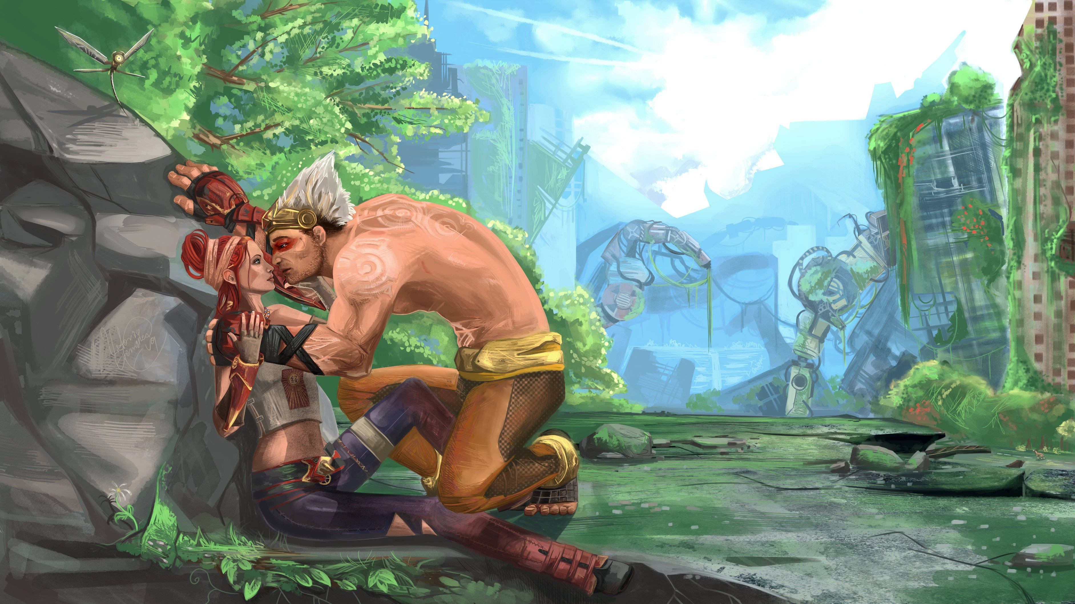 Enslaved odyssey to the west porn smut movie