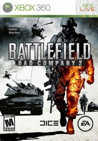 Battlefield: Bad Company 2 (2010) XBOX360