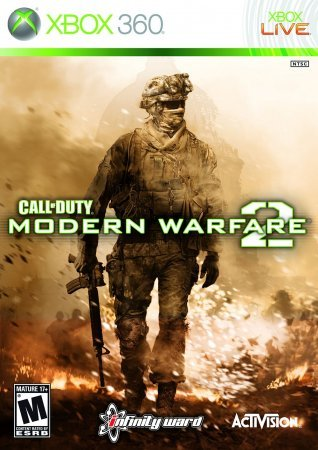 Call of Duty: Modern Warfare 2 (2009) XBOX360