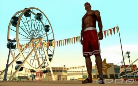 GTA / Grand Theft Auto: San Andreas (2005) XBOX360