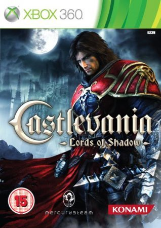 Castlevania Lords of Shadow (2010) XBOX360