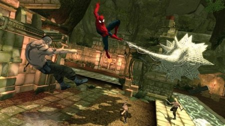 Spider-Man: Shattered Dimensions (2010) XBOX360