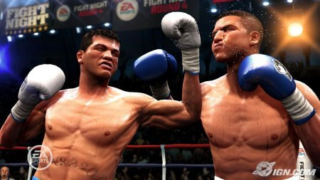 Fight Night Round 4 (2009) XBOX360