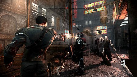 Dead to Rights: Retribution (2010) XBOX360