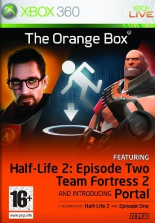 Half-Life 2: The Orange Box (2007) XBOX360