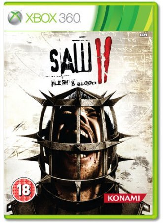Saw 2: Flesh and Blood (2010) XBOX360