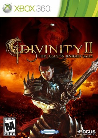 Divinity II: The Dragon Knight Saga (2010) XBOX360