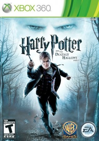Harry Potter and the Deathly Hallows: Part 1 (2010) XBOX360