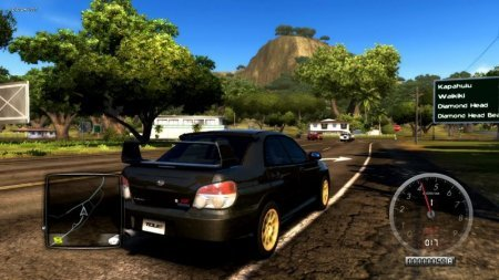 Test Drive Unlimited 2 (2011) XBOX360