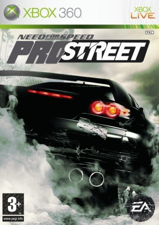 Need for Speed: ProStreet (2007) XBOX360