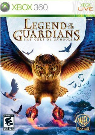 Legend of the Guardians: The Owls of Ga'Hoole (2010) XBOX360