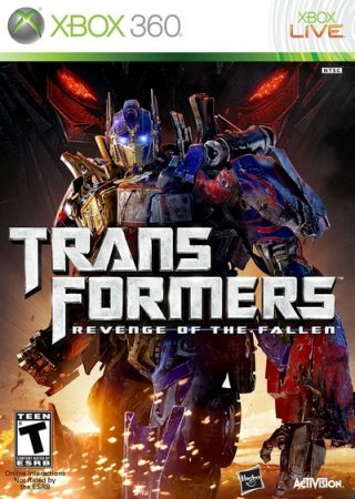 Transformers: Revenge Of The Fallen (2009) XBOX360