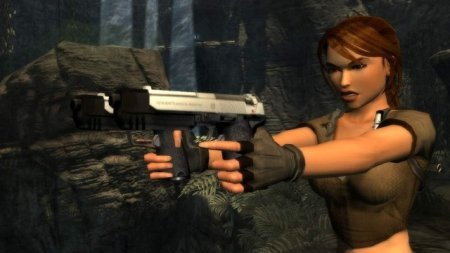 Tomb Raider: Legend (2006) XBOX360