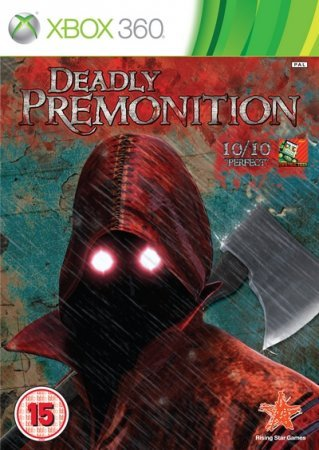 Deadly Premonition (2010) XBOX360